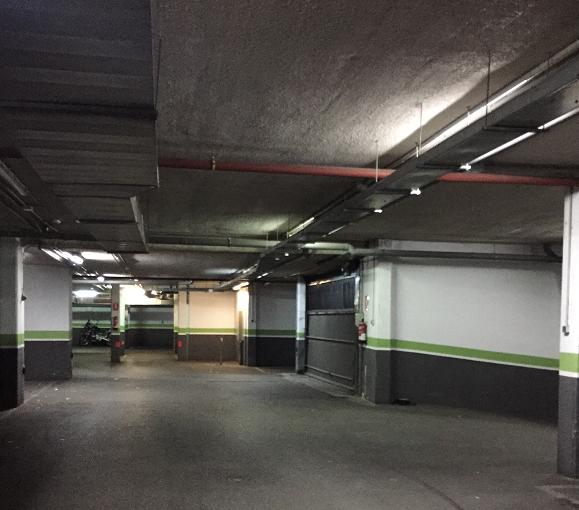 Desclasificación garaje