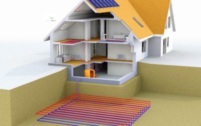El futuro prometedor de la bomba de calor geotérmica