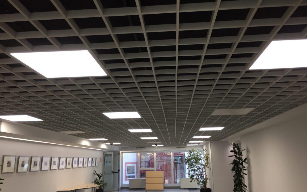 Paneles 60x60