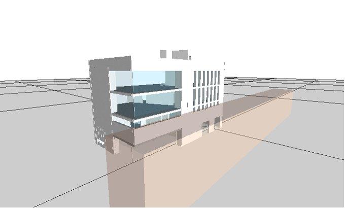 Simulación energética edificio de oficinas