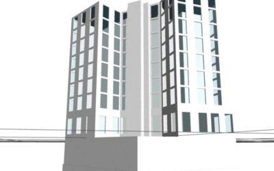 Simulación energética y propuesta de MAE en edificio terciario