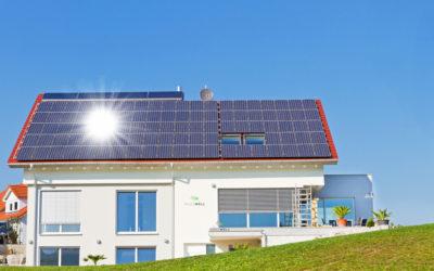 Autoconsumo fotovoltaico en su vivienda unifamiliar