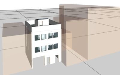 Verificación del cumplimiento del CTE en un edificio residencial