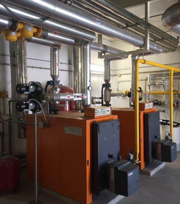 Revisión periódica de instalaciones térmicas