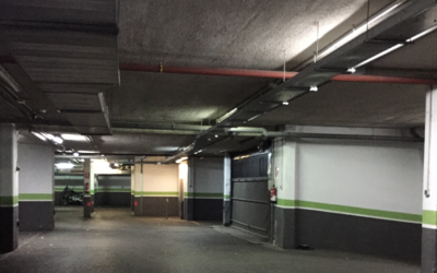Seguridad y eficiencia energética en garajes