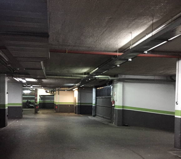 Desclasificación de garajes comunitarios