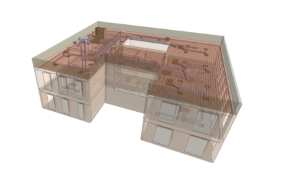 Diseño de Instalaciones de Climatización para oficinas