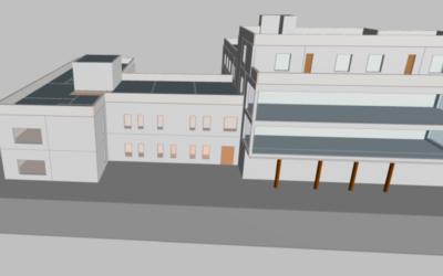 Calificación energética de un Centro de Educación Especial