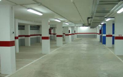 Declasificación ATEX de garaje