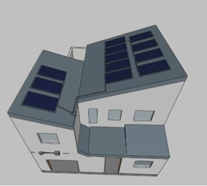 Autoconsumo fotovoltaico en vivienda unifamiliar