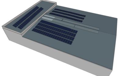 Diseño de una instalación de autoconsumo fotovoltaico en industria