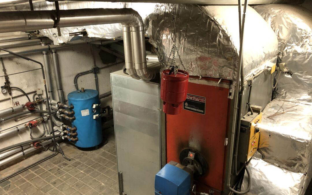 Inspección Eficiencia Energética