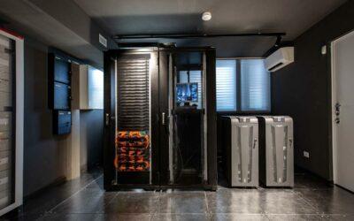 Legalización de una instalación eléctrica en oficinas