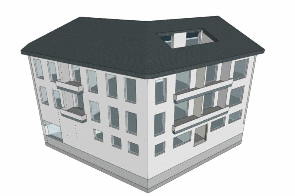 Certificación energética de obra nueva: edificio residencial