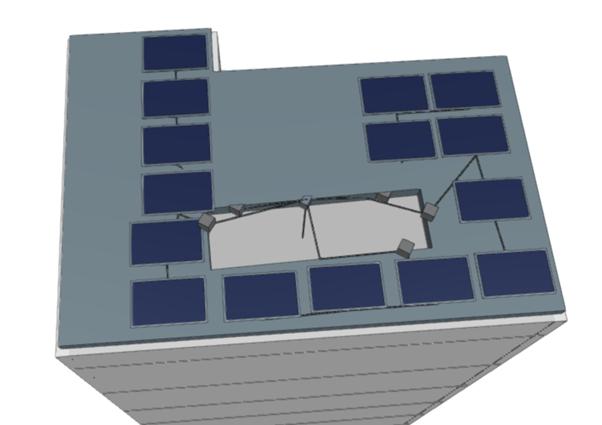 Diseño y legalización de una instalación fotovoltaica de 5,8 kWp