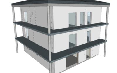 Auditoría energética de una vivienda unifamiliar